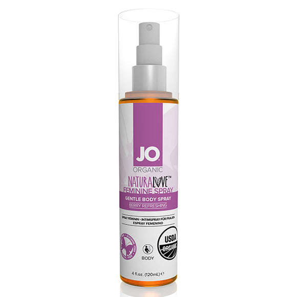 NaturaLove Spray Bio Femei 120 ml System Jo 251676