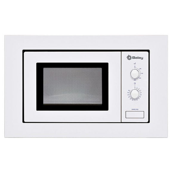 Built-in microwave Balay 3WMB1918 17 L 800W Alb