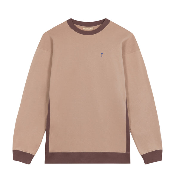 01 Outline G Fit Crew / Sand