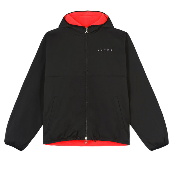 Buya Reversible Jacket / Hot Red
