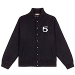 DR Varsity Jacket / Black