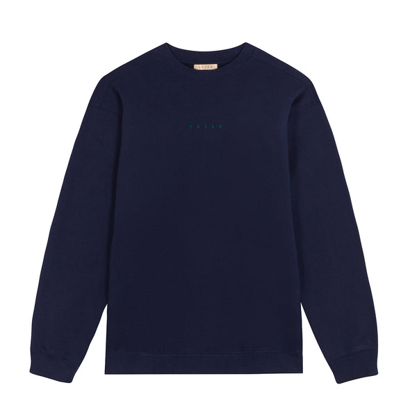 Logo G Fit Crew / Navy