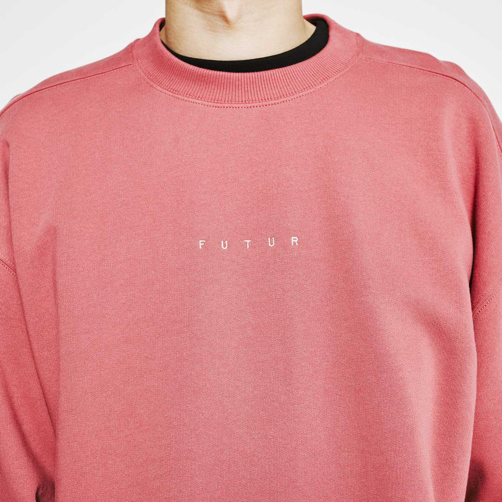 Logo G Fit Crew / Soft Red