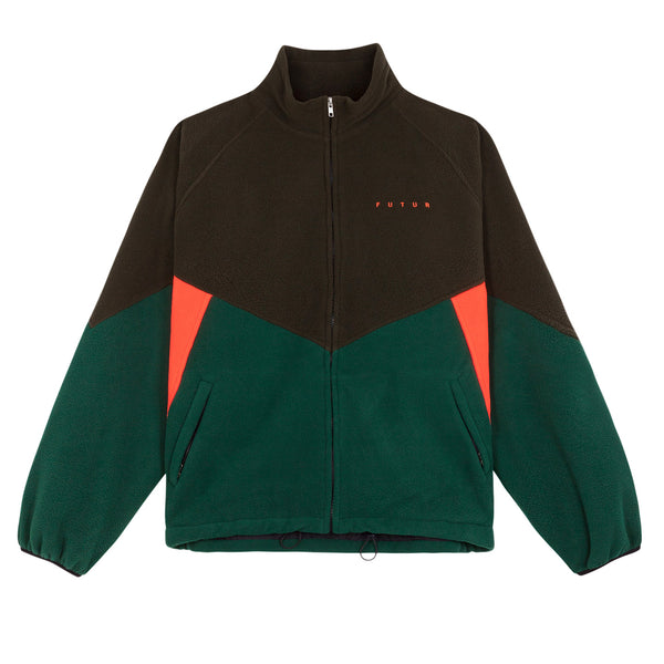 North Jacket / Forest Green