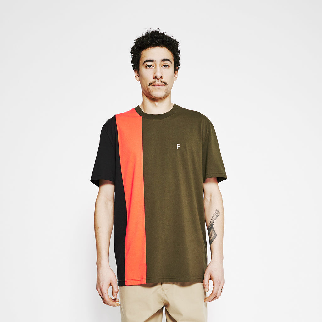 Triple E Tee / Army Green