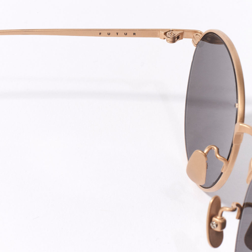FUTUR Shades / Mat Gold