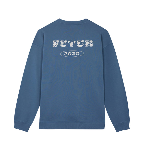 2020 G Fit Crew / Steel Blue