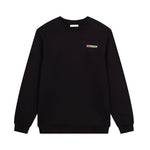 Color Core Crew / Black