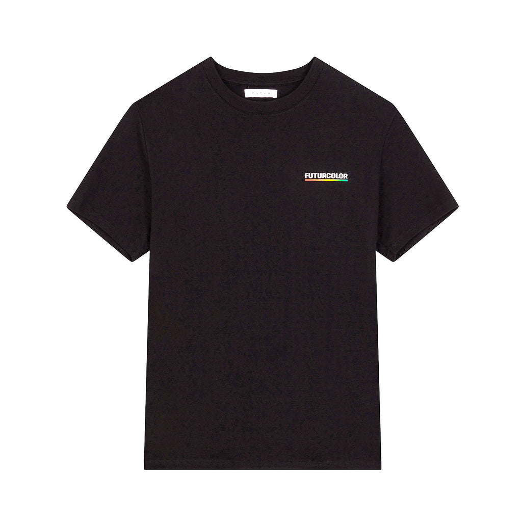 Color Core Tee / Black