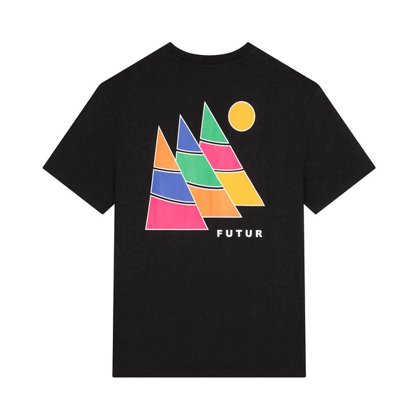Core Regatta Tee / Black