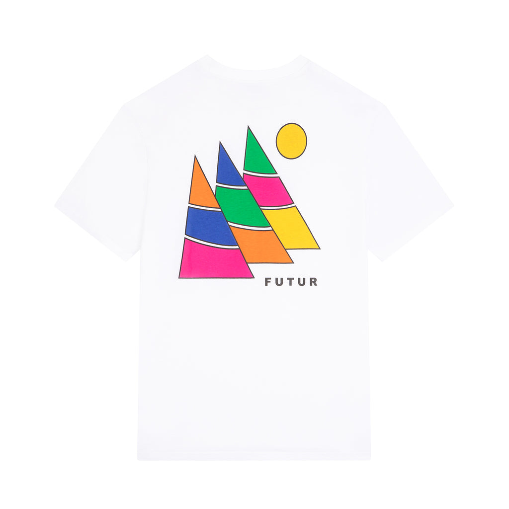 Core Regatta Tee / White