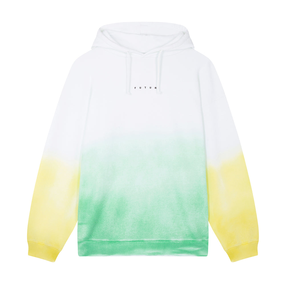Faded G Fit Hoodie / Green