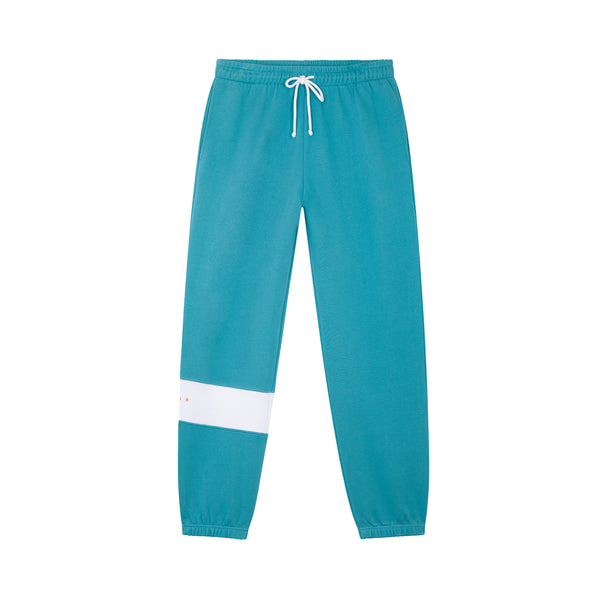 Flag Pants / Turquoise