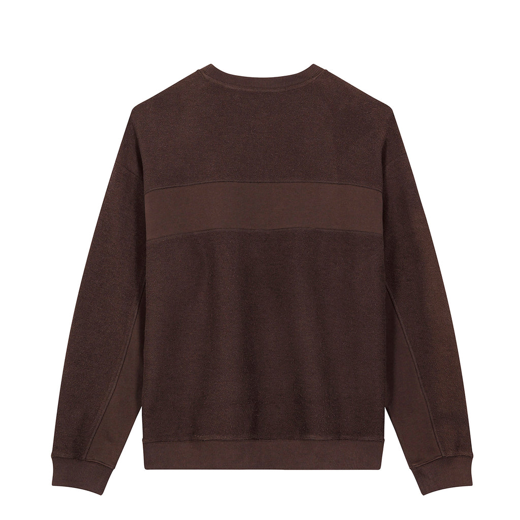 Inside Out G Fit Crew / Brown