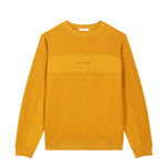 Inside Out G Fit Crew / Mustard