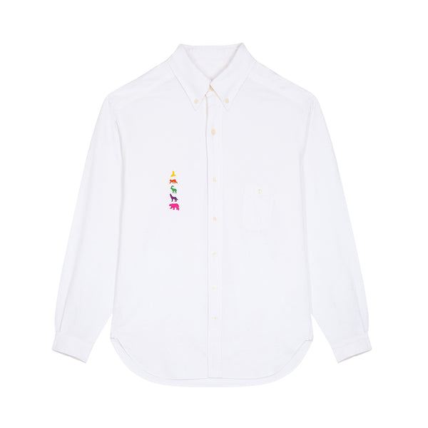 Mountain Research Shirt / White