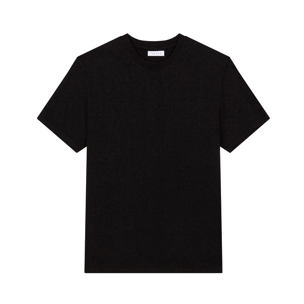 Outline 01 Core Tee / Black