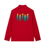 Play Jacket / Red