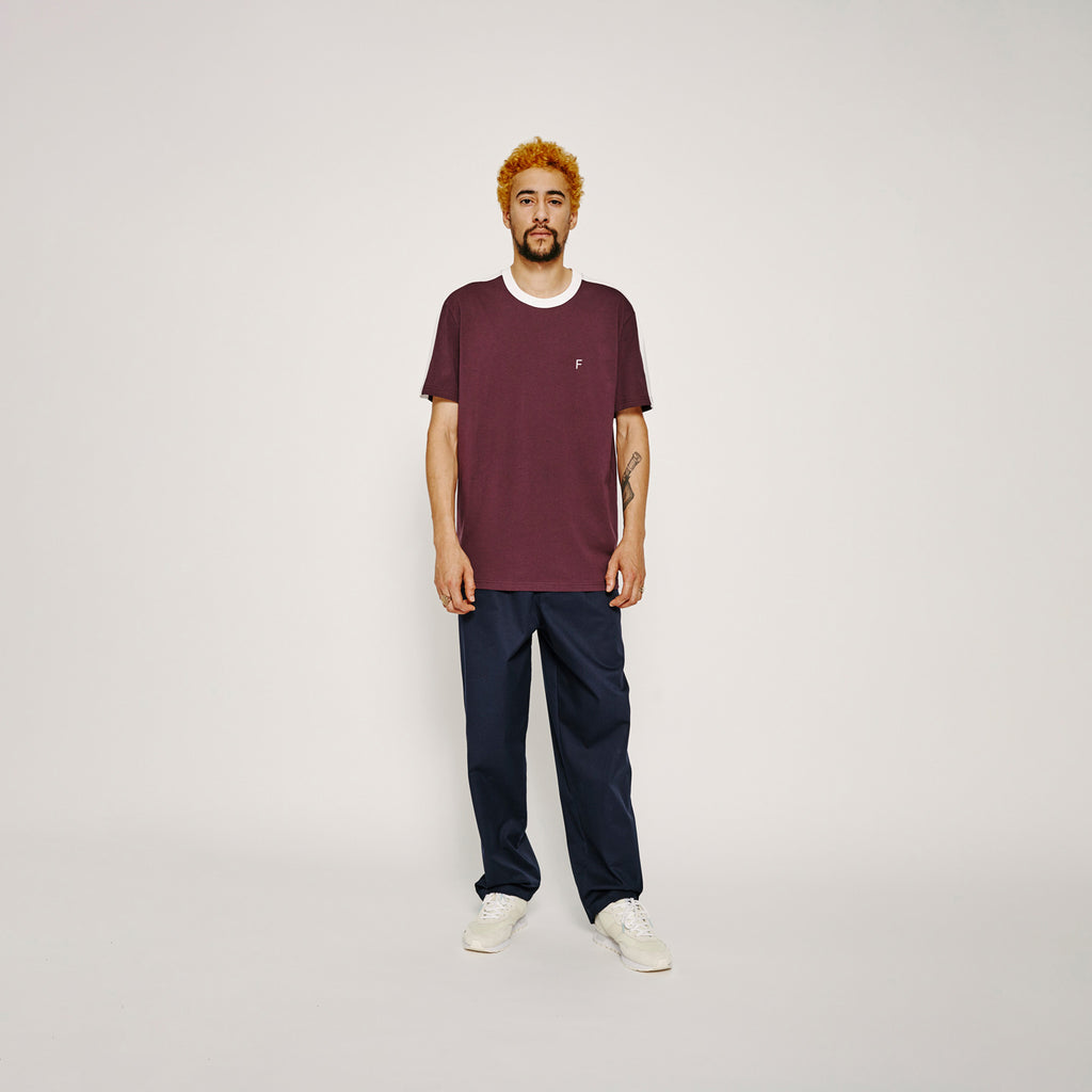 Training Tee / Aubergine