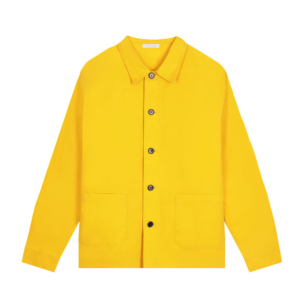 Wax Werk Jacket / Yellow