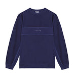 Inside Out G Fit Crew / Blue Purple