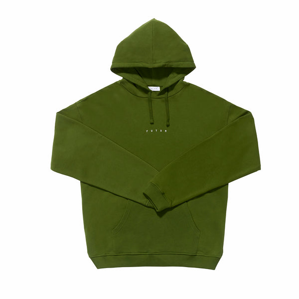 Logo G Fit Hoodie / Army Green