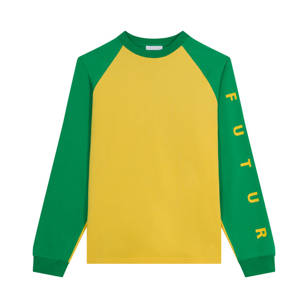 MW Twin L.S. / Green Yellow