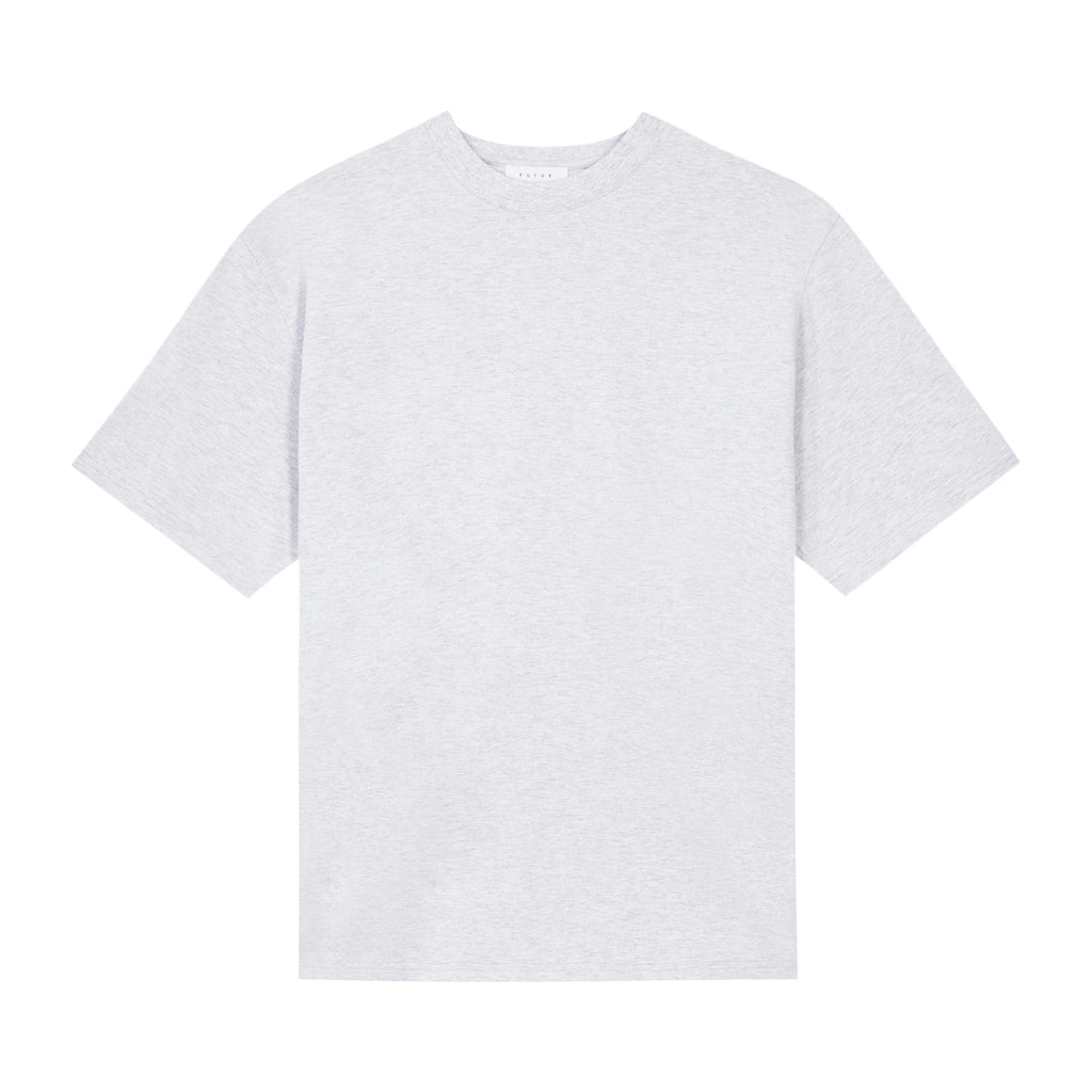 MW G Fit Pique Tee / Heather Grey