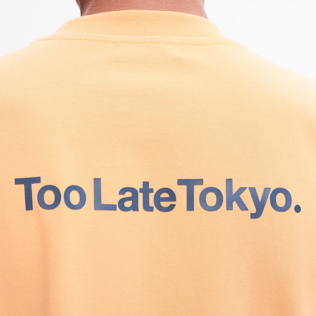 MW G Fit Too Late Tee