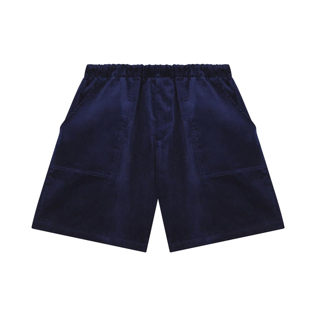 Napoli Short / Blue Purple