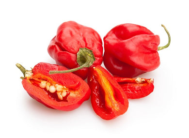 Habanero Red 8lbs - Mex