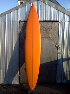 Think you are brave enough? Get yourself a gun surfboard