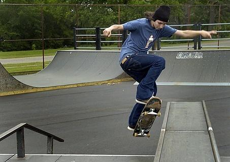Amazing Health Benefits of skateboarding