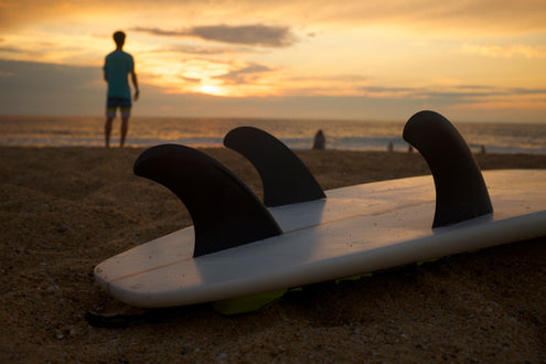 Surfboard Design - Types of Surfboards