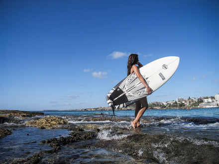 Surfboard Graphics- Designing Your Board