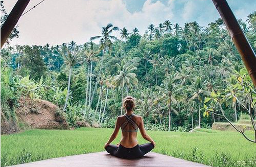 Yoga for the Traveller