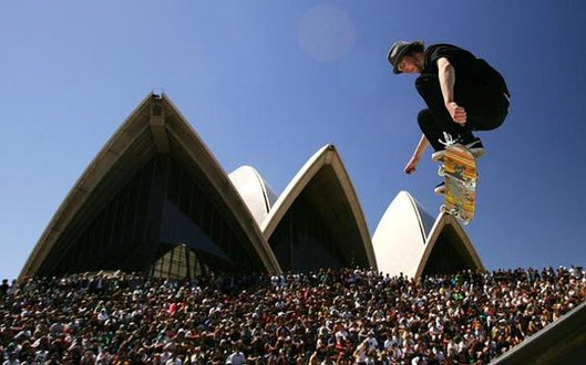 Where to Skateboard in Sydney