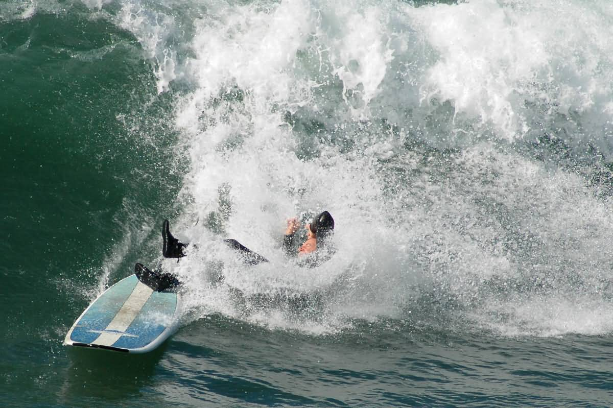 Wipe out? How to stay safe during a wipe out (Part two of two)