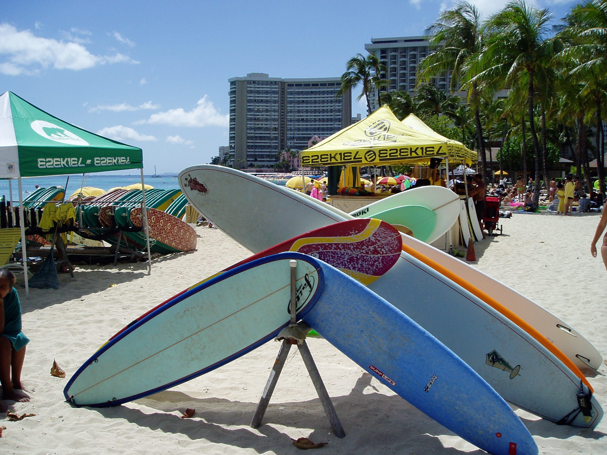 Surfboard Art - Pens, Inlays, Artists and The History of