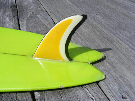 Single Fin surfboard- What you didn't know