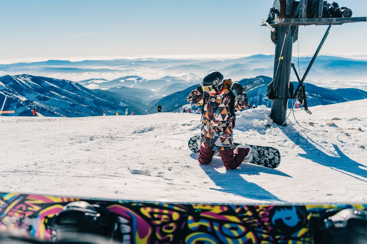 How are Snowboard Events Judged?