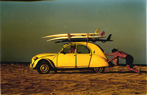 Where to Go on your First Surf Trip