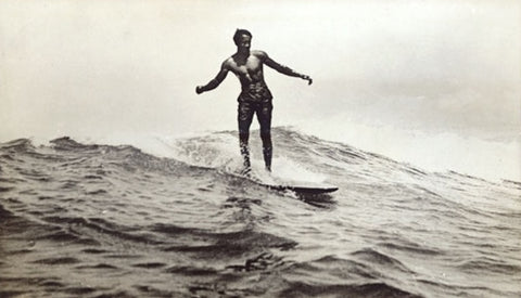 History Of Surfing Innovation Part 2, Waikiki, 1910