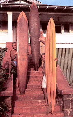 History of Surfing Innovation