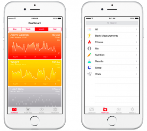 Top Fitness Tracker iPhone Health App