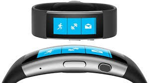 Top Fitness Trackers Microsoft Band 2