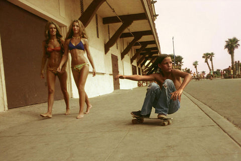 Skateboarding Through the Decades