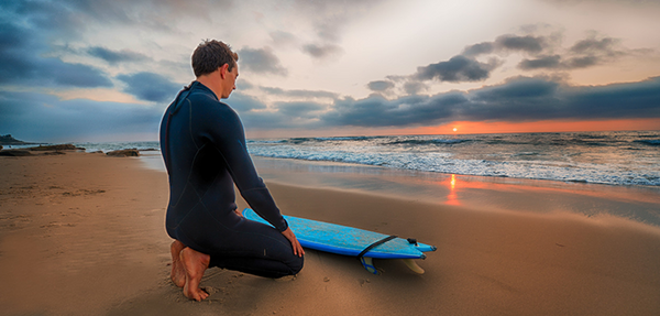 Thy physical, mental and emotional benefits of surfing.