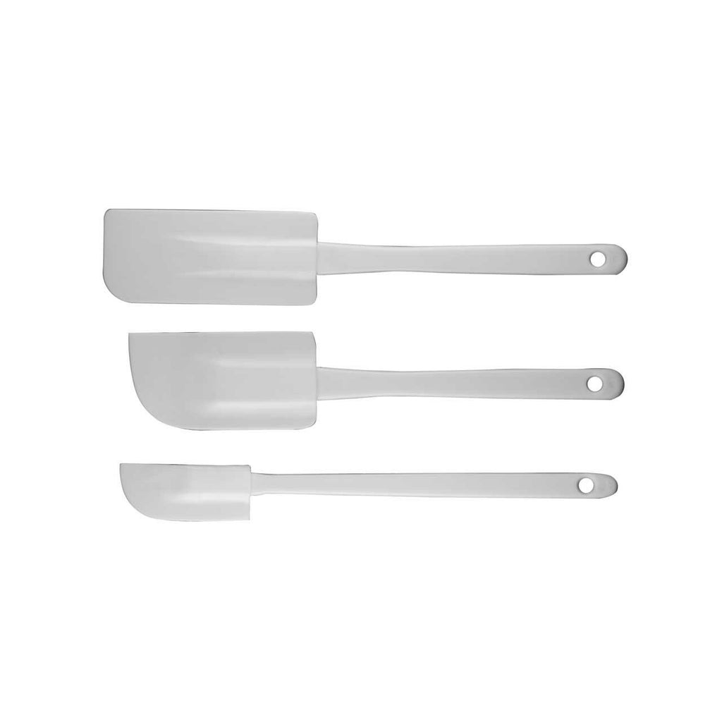 Avanti Spatula with Plastic Handle 3 Piece Set