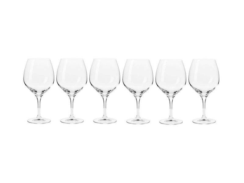 Krosno Harmony Pinot Glass 600ml 6pc